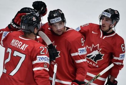 Canadá atropela Bielorrússia por 8 a 0 no Mundial de Hóquei - The Playoffs