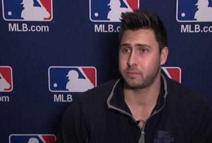Joey Gallo não quer jogar na terceira base no lugar de Adrian Beltre - The Playoffs