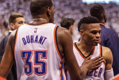 Westbrook tem triple-double e Oklahoma City Thunder fica a uma vitória das Finais - The Playoffs