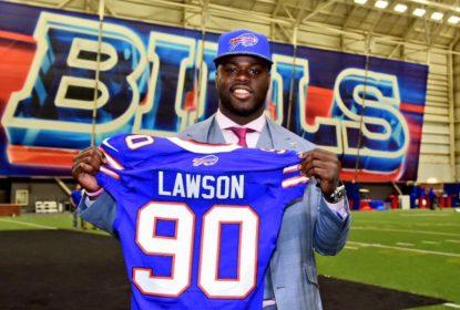 Bills pretendem usar três rookies na sua defesa - The Playoffs