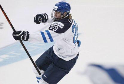 Finlândia surpreende e derrota Canadá no Mundial de Hóquei - The Playoffs