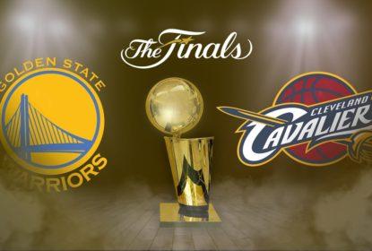NBA FINALS: Confira datas, horários e transmissões da revanche entre Warriors e Cavaliers - The Playoffs