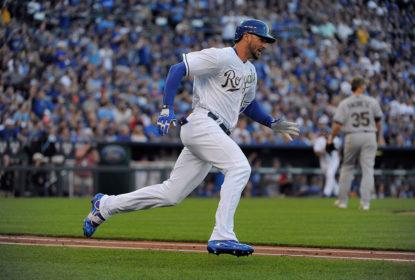Paulo Orlando é 8º outfielder mais votado em parcial do All-Star Game da MLB - The Playoffs