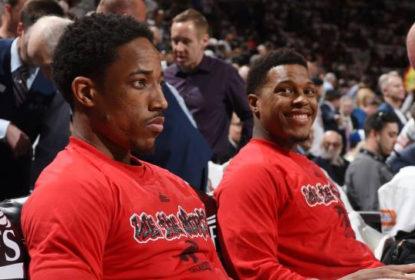 Kyle Lowry e DeMar DeRozan dizem estar confiantes para o jogo 7 contra o Miami Heat - The Playoffs