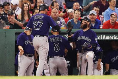 Charlie Blackmon e outros 2 jogadores dos Rockies testam positivo para coronavírus - The Playoffs