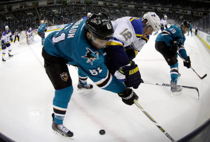 [PRÉVIA] Playoffs da NHL: St. Louis Blues x San Jose Sharks, final da Conferência Oeste - The Playoffs