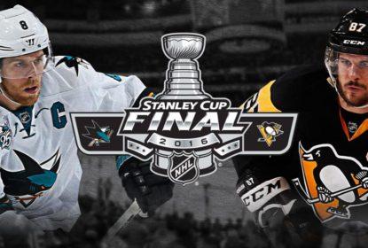STANLEY CUP FINAL: Confira datas, horários e transmissões da decisão entre Penguins e Sharks - The Playoffs