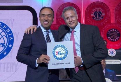 Philadelphia 76ers sai na frente e terá a primeira escolha no Draft 2016 da NBA - The Playoffs