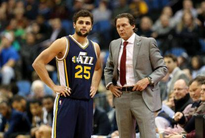Técnico Quin Snyder tem seu contrato com o Utah Jazz estendido - The Playoffs