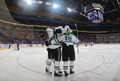 Stars vencem Blues fora de casa e forçam jogo 7 na série - The Playoffs