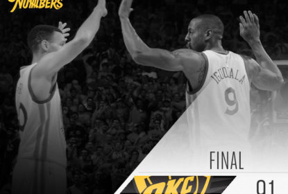Golden State Warriors massacra Oklahoma City Thunder e empata série na final do Oeste - The Playoffs