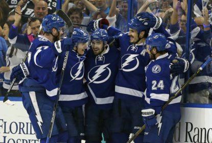 Com shutout de Bishop, Lightning vence Islanders por 4-0 e garante classificação - The Playoffs