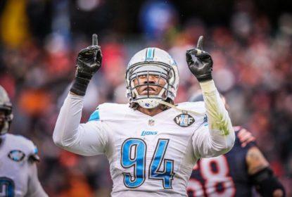 """""""NFL deveria fazer um jogo na África"""", diz Ezekiel Ansah, dos Lions - The Playoffs"""
