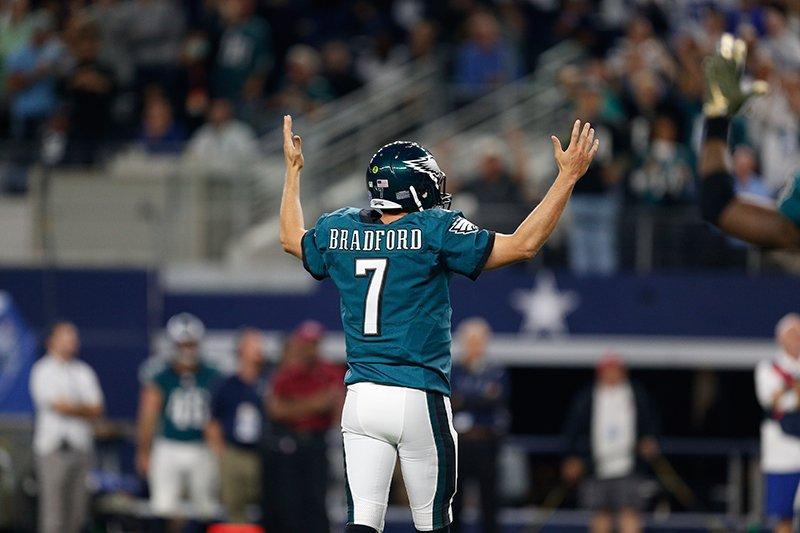 Sam Bradford - Philadelphia Eagles