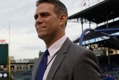 Theo Epstein deixará de ser presidente do Chicago Cubs - The Playoffs