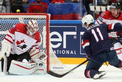 Canadá vence Estados Unidos pela IIHF World Championship e se classifica para final - The Playoffs