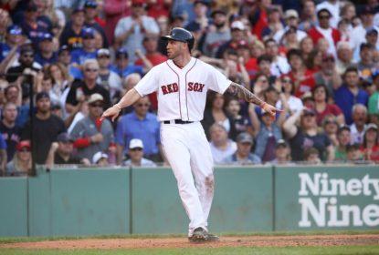 Blake Swihart vai para lista de lesionados dos Red Sox com uma entorse no tornozelo - The Playoffs