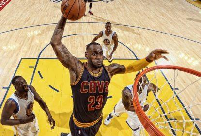 Após mais uma atuação de gala, LeBron James já pensa no jogo 7 das finais da NBA - The Playoffs