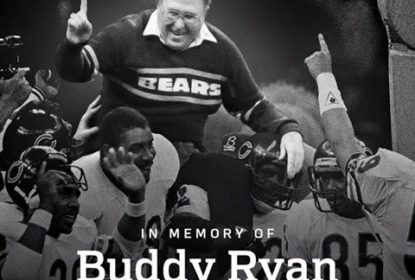 Buddy Ryan morre aos 82 anos - The Playoffs