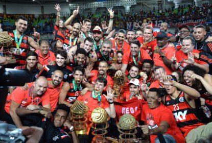 Flamengo vence 5° jogo das finais do NBB e se torna pentacampeão, com 4 títulos seguidos - The Playoffs