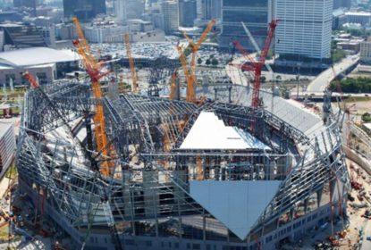 CEO do Atlanta Falcons está confiante com a entrega do novo estádio - The Playoffs
