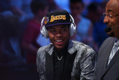 Draftado pelos Lakers, Ingram declara seu amor pela franquia - The Playoffs