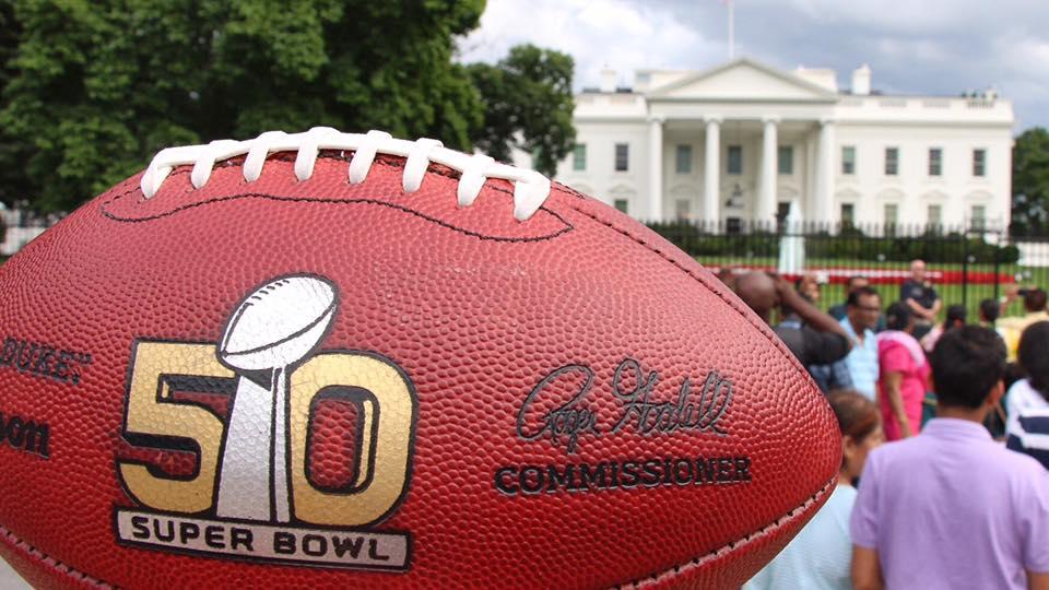 Denver Broncos - Casa Branca 7