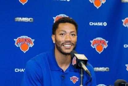 Detroit Pistons troca Derrick Rose para o New York Knicks - The Playoffs