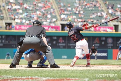 Francisco Lindor quer acabar com a seca do Cleveland Indians - The Playoffs