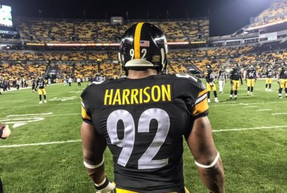 James Harrison confirma que pediu para deixar os Steelers - The Playoffs
