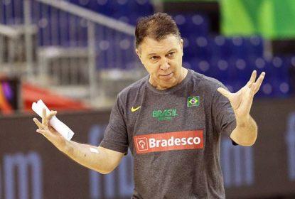 Magnano divulga prévia da lista olímpica do basquete do Brasil - The Playoffs