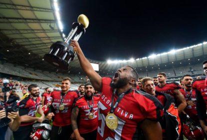 De virada, Locomotiva vence Get Eagles e fatura Minas Bowl - The Playoffs