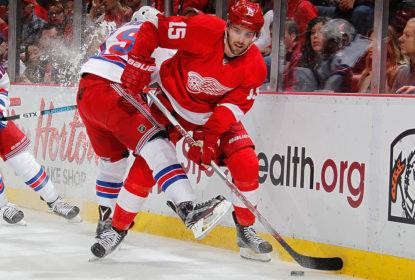 Riley Sheahan aceita contrato de extensão com o Detroit Red Wings por mais 2 anos - The Playoffs