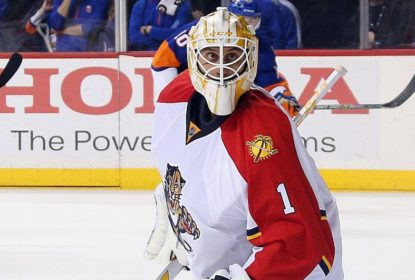 Roberto Luongo 'risca' seu nome da lista do Draft de Expansão - The Playoffs