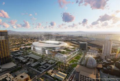 Petição por estádio dos Chargers alcança mais de 100 mil assinaturas - The Playoffs