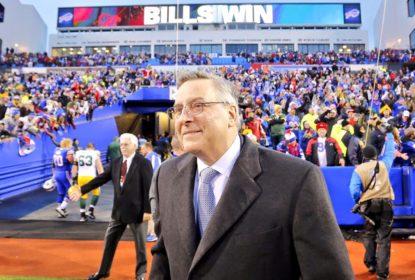 Terry Pegula pensa em construir novo estádio para os Bills - The Playoffs
