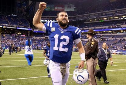 Andrew Luck é liberado para realizar todas as atividades no Training Camp dos Colts - The Playoffs