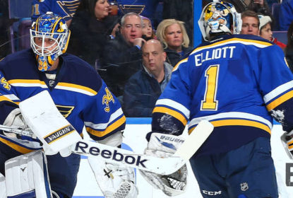 Blues devem manter a dupla Elliott-Allen no gol da equipe - The Playoffs