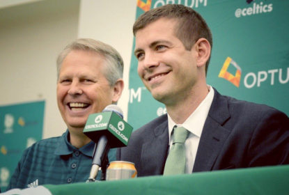 Boston Celtics acerta extensão contratual com Brad Stevens - The Playoffs