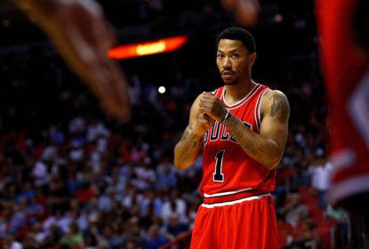 Derrick Rose acerta com os Knicks