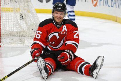 Aos 40 anos, Elias espera jogar mais um ano pelos Devils - The Playoffs