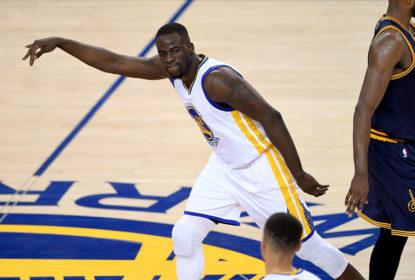 Com banco arrasador, Warriors vencem Cavaliers e abrem 1-0 nas Finais da NBA - The Playoffs