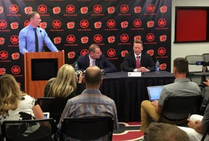 Calgary Flames apresenta Glen Gulutzan como novo técnico - The Playoffs