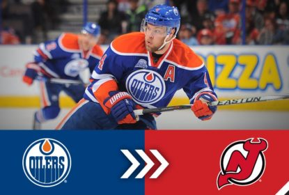 Taylor Hall deixa os Oilers e defenderá o New Jersey Devils - The Playoffs