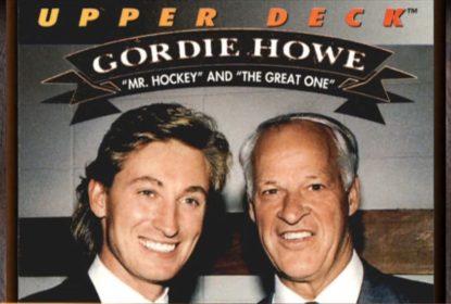 Wayne Gretzky conta em programa de TV como Gordie Howe o influenciou no hóquei - The Playoffs