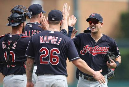 Indians superam Tigers e embalam nona vitória seguida - The Playoffs