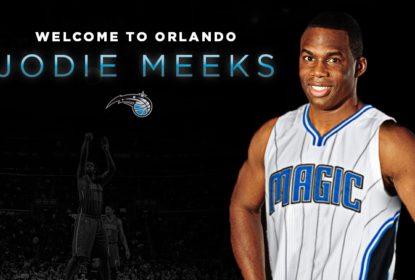 Pistons liberam Jodie Meeks para Magic - The Playoffs