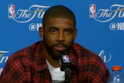 Kyrie Irving garante presença na final - The Playoffs