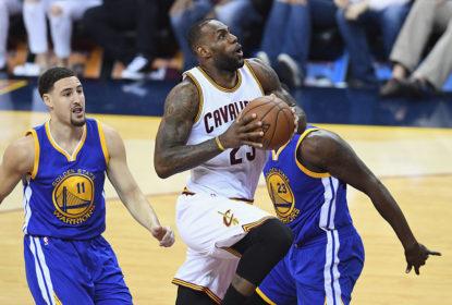 Cleveland Cavaliers massacra Golden State Warriors e diminui vantagem da série - The Playoffs