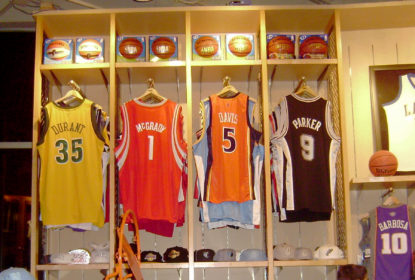 NBA anuncia lançamento de nova loja física no interior de São Paulo - The Playoffs